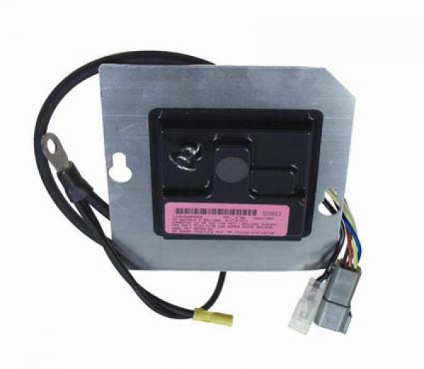 On-Board-Computer (48-Volt-) Version 5.0 (8V / 12V A4), 4-Gauge-Kabel